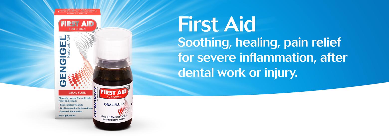 Gengigel First Aid